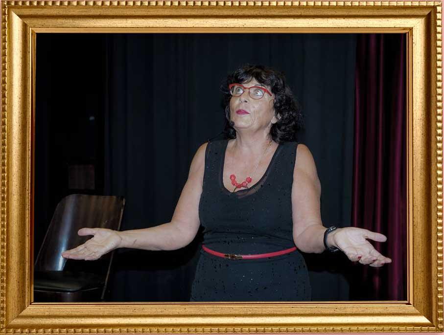 עדנה קנטי | סטנדאפ לוועדי עובדים, הופעות סטנדאפ, סטנדאפ היום תוכן איכותי